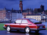 Saab 900 Turbo 1987–93 photos