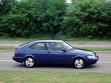 Saab 900 SE Turbo Coupe 1993–98 images