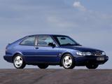 Saab 900 SE Turbo Coupe 1993–98 photos