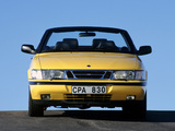 Saab 900 SE Turbo Convertible 1993–98 photos