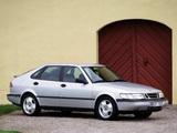 Saab 900 SE Turbo 1993–98 pictures