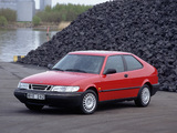 Saab 900 Coupe 1993–98 pictures