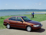 Saab 900 1993–98 pictures