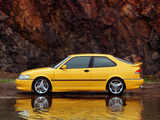 Saab 900 SVO Coupe Concept 1995 images
