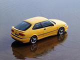 Saab 900 SVO Coupe Concept 1995 photos