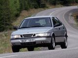 Saab 900 SE Turbo 1993–98 wallpapers