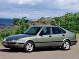 Saab 900 S 1993–98 wallpapers