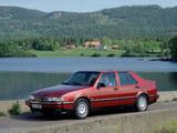 Images of Saab 9000 CS 1996–98