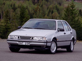 Pictures of Saab 9000 CDE 1994–98