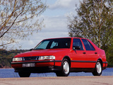Pictures of Saab 9000 CSE 1996–98