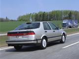 Saab 9000 CS 1996–98 photos