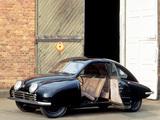 Photos of Saab 92 Prototype (UrSaab) 1947