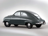 Pictures of Saab 92 1950–56