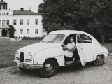 Pictures of Saab 93B 1957–59