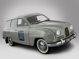 Images of Saab 95 Van 1962–65