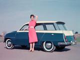 Saab 95 1959–60 images