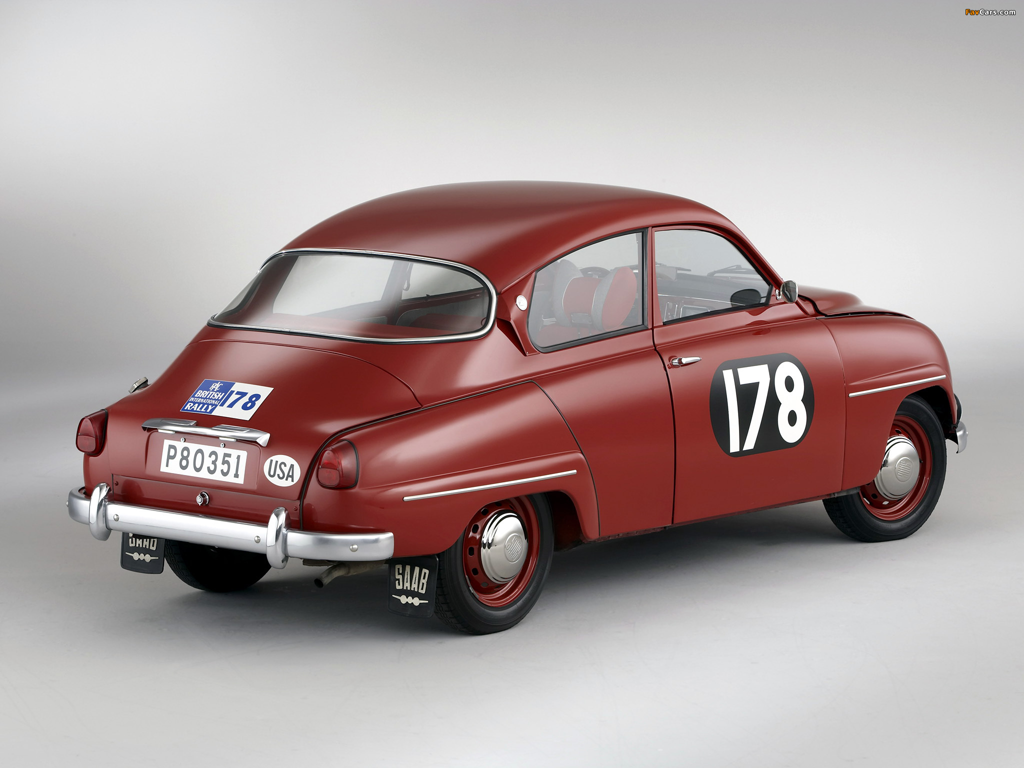Saab 96 Rally Car 1960–65 images (2048 x 1536)