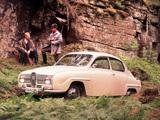 Saab 96 1965–69 photos
