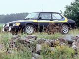 Photos of Saab 99 Turbo Rally Car 1979–80
