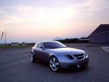 Photos of Saab 9X Concept 2001