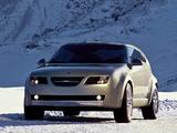 Photos of Saab 9-3X Concept 2002