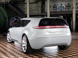 Photos of Saab 9-X BioHybrid Concept 2008