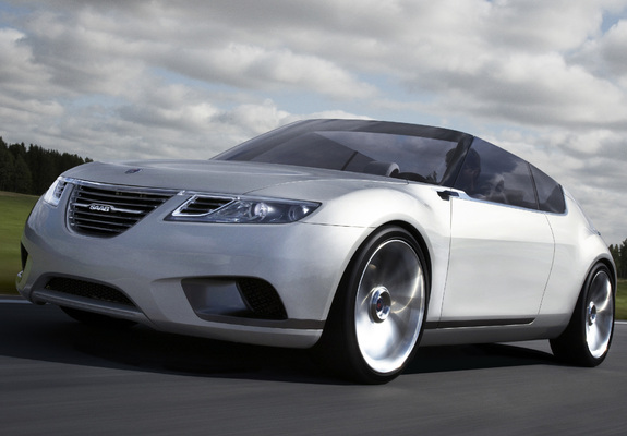 Pictures Of Saab 9 X Air Concept 2008