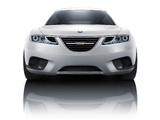 Pictures of Saab 9-X BioHybrid Concept 2008