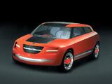 Saab Novanta Concept 2002 pictures