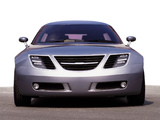 Saab 9X Concept 2001 wallpapers