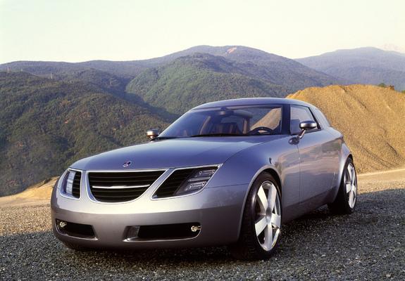 Saab 9x Concept 2001 Wallpapers