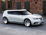 Saab 9-X BioHybrid Concept 2008 wallpapers