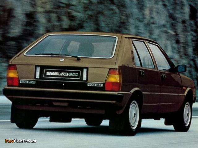 Saab Lancia 600 1980–89 pictures (640 x 480)