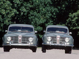 Images of Saab 99 Paddan Prototype 1965 & Saab 96 1965