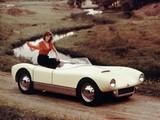 Pictures of Saab Sonett (94) 1955–57