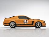 Saleen S302 Parnelli Jones Limited Edition 2006–07 wallpapers