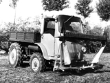 Pictures of SAME Samecar Agricolo 4×4 Tent Cab 1961–68