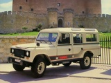 Pictures of Land Rover Santana 109 Super 1983–94