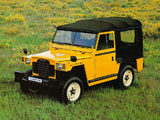 Land Rover Santana 88 Ligero 1980– pictures