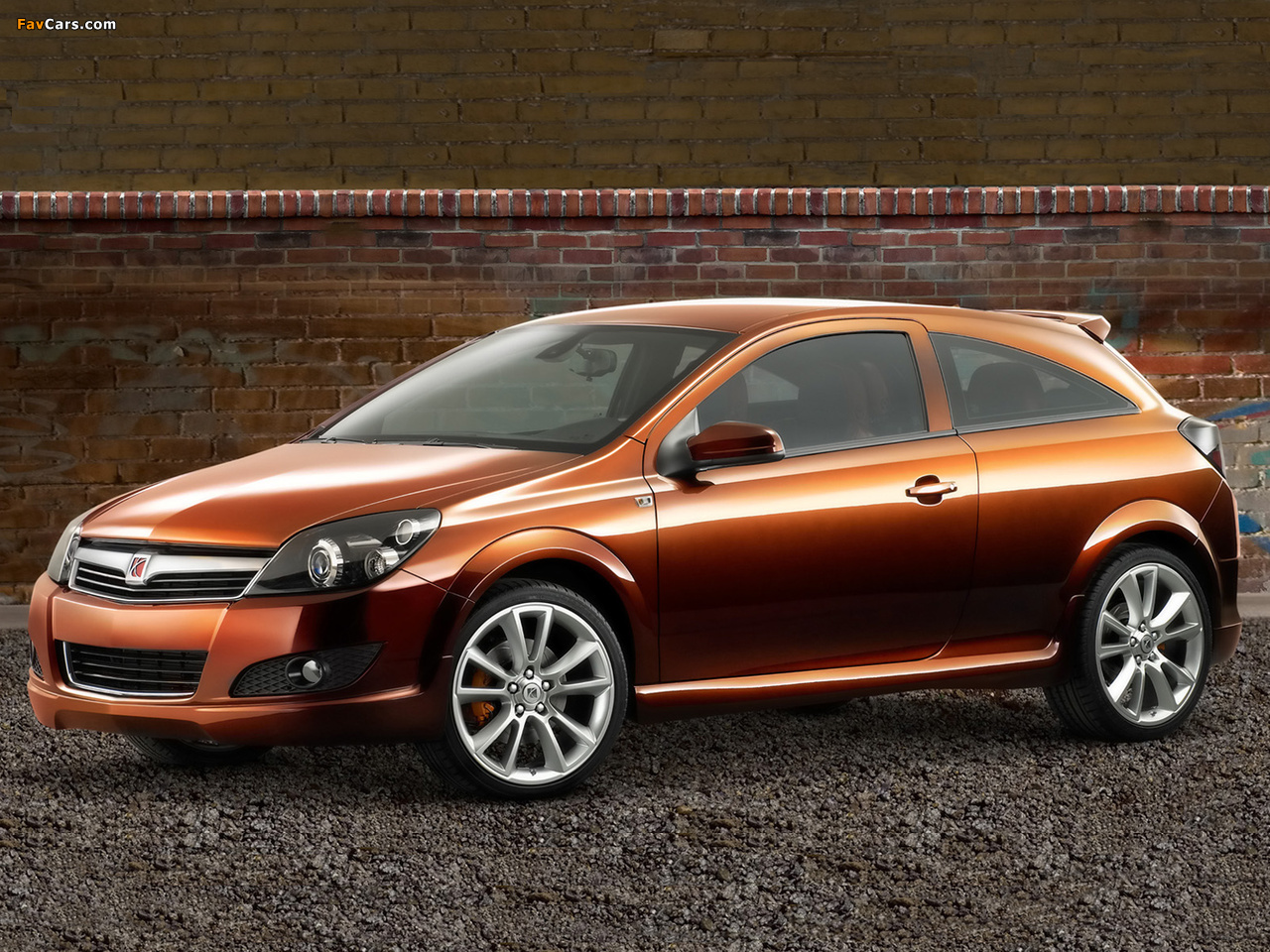 Saturn Astra Tuner Concept 2007 wallpapers (1280 x 960)