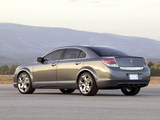 Pictures of Saturn Aura Concept 2005