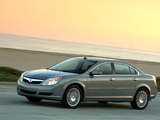 Saturn Aura 2006–09 wallpapers