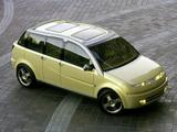 Photos of Saturn CV1 Concept 2000