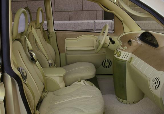 Saturn Cv1 Concept 2000 Photos