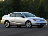 Images of Saturn Ion Quad Coupe 2002–07