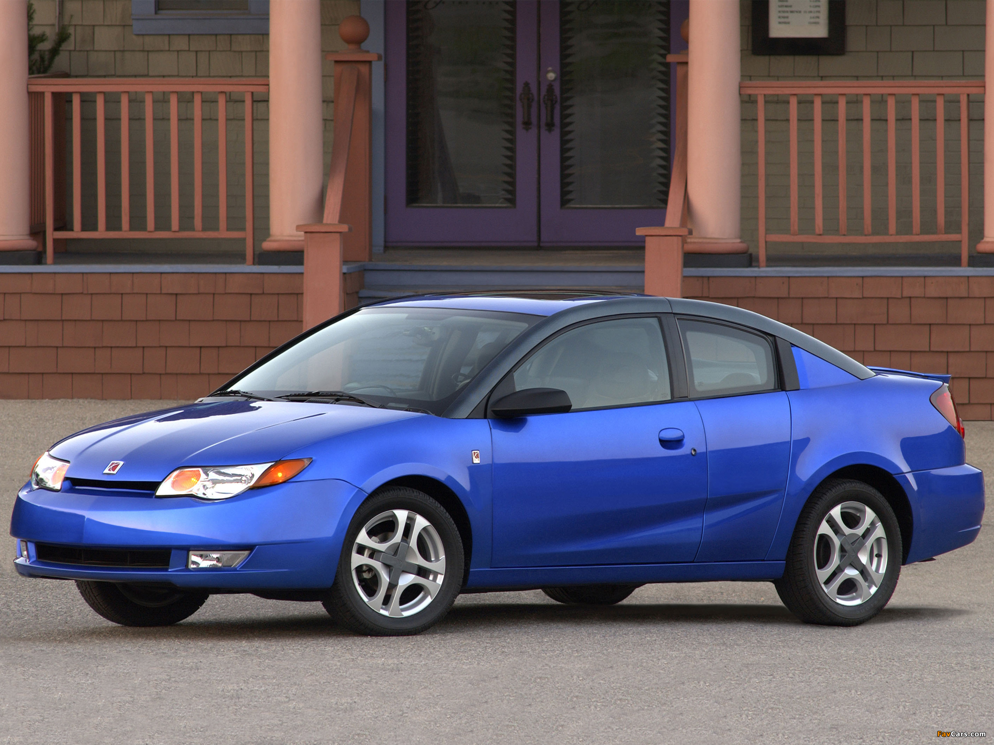 Images of Saturn Ion Quad Coupe 2002–07 (2048 x 1536)