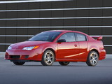 Images of Saturn Ion Red Line 2004–07