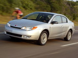 Saturn Ion Quad Coupe 2002–07 wallpapers