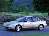 Pictures of Saturn SL 1996–99
