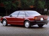 1991–95 Saturn SL 1990–95 photos